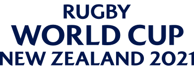 Rugby World Cup 2021 - Logo
